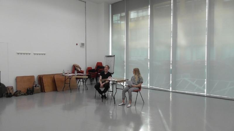 Workshop with Caitriona McLaughlin