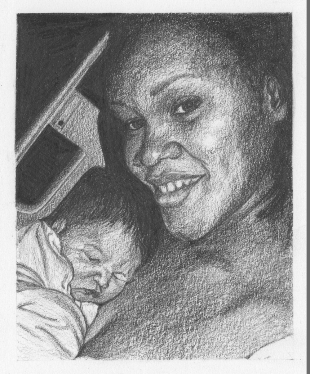 Moments After Birth