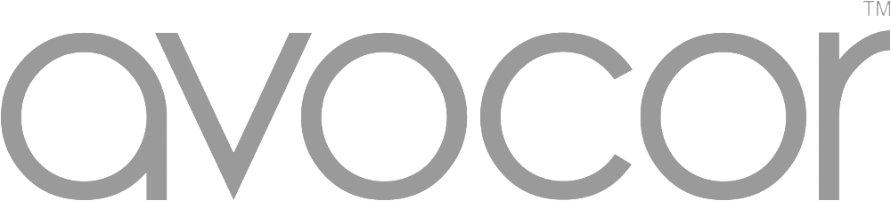 Avocor Logo Trans Grayscale.png
