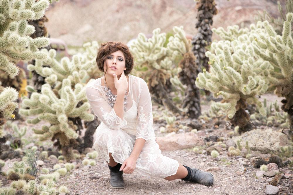 Maria Johnson, 2016 Top Model, Destination Las Vegas.