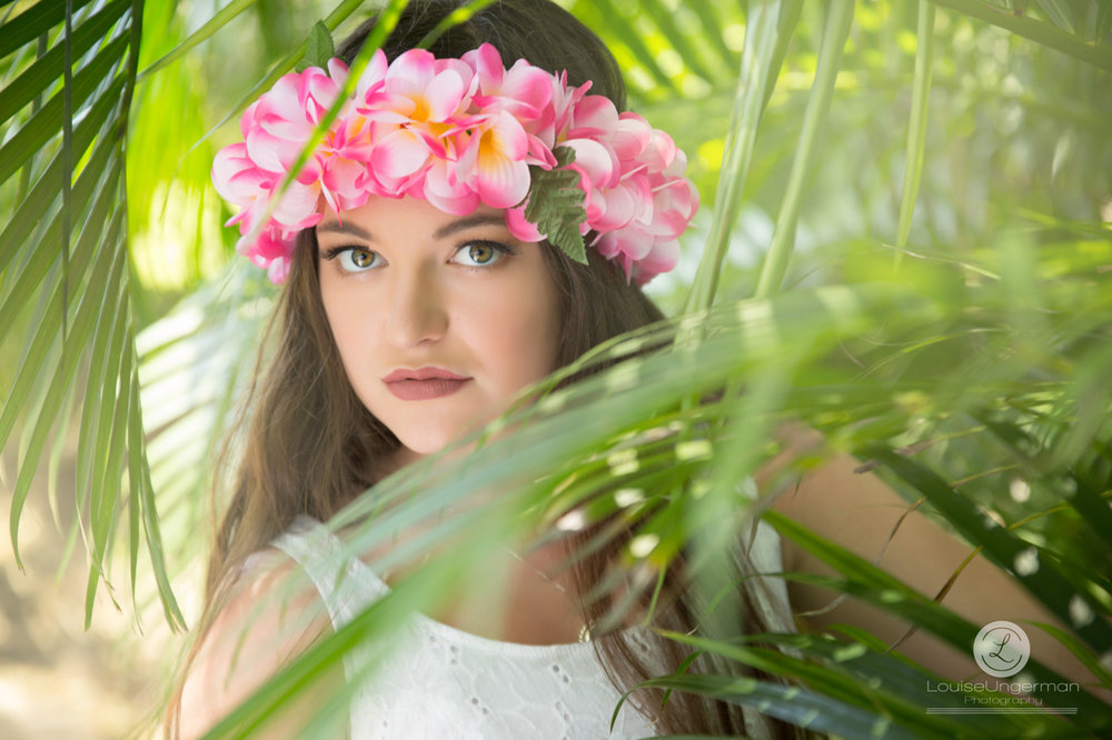 Ryanne Coffman, Hawaii destination trip February 2017
