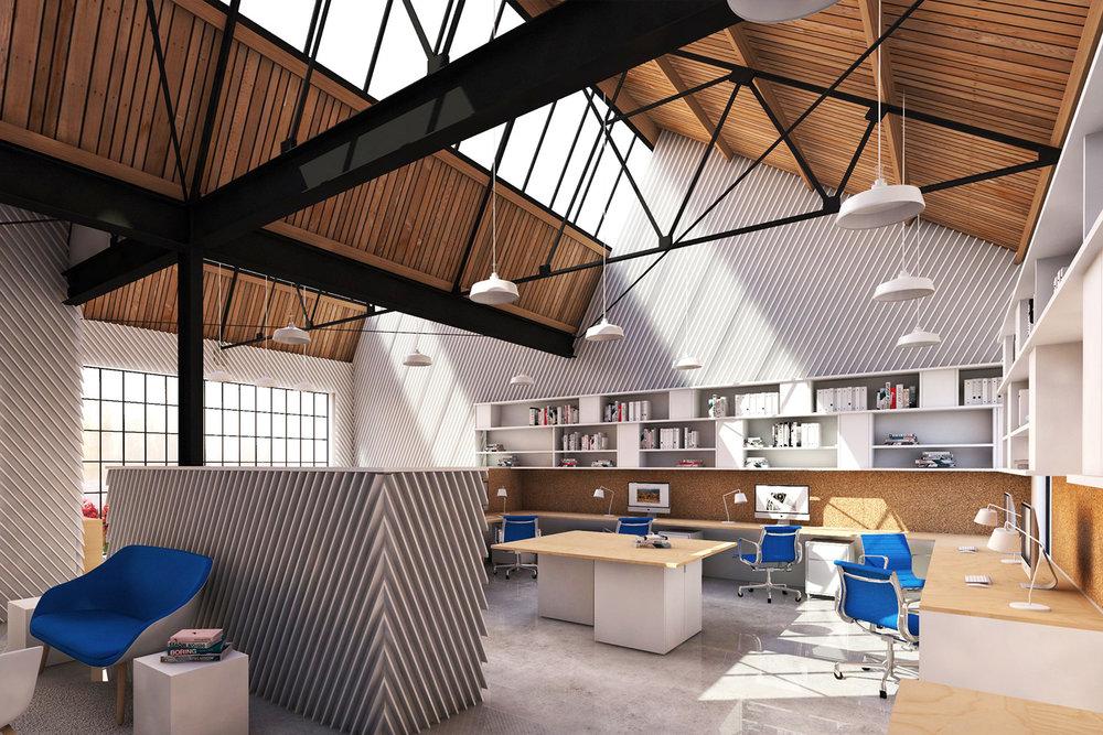 - Light Office