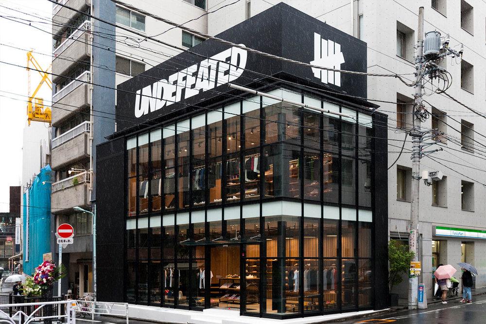 - Undefeated Shibuya
