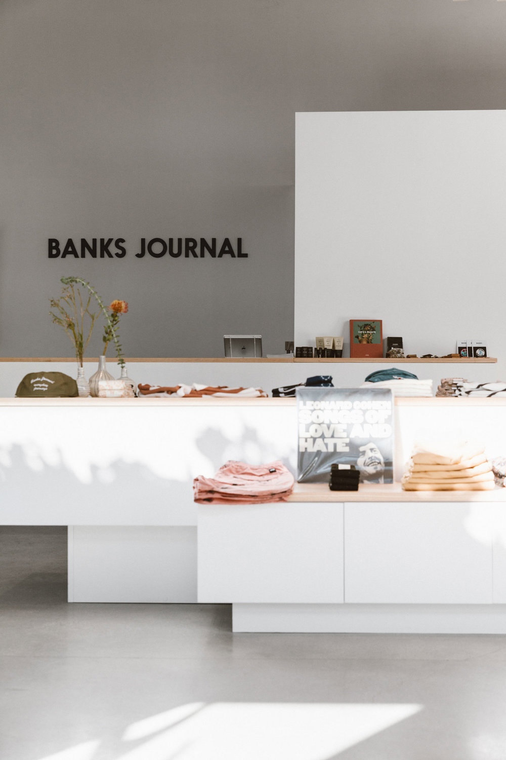 Banks Journal - A really great project