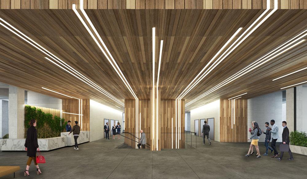 Wells Fargo Center - Repositioning Oregon's tallest building