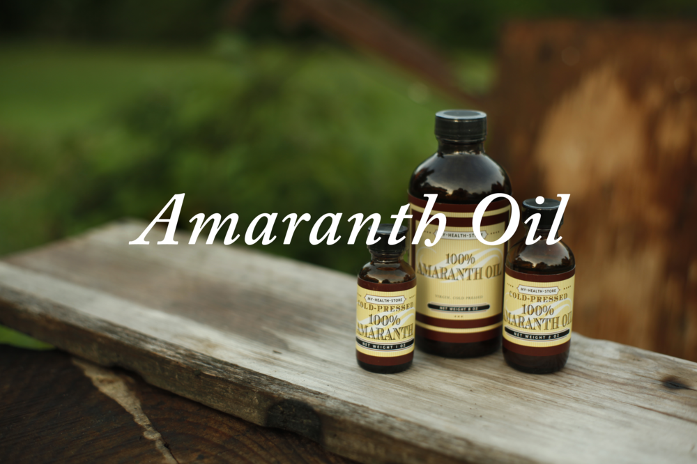 amaranth-oil