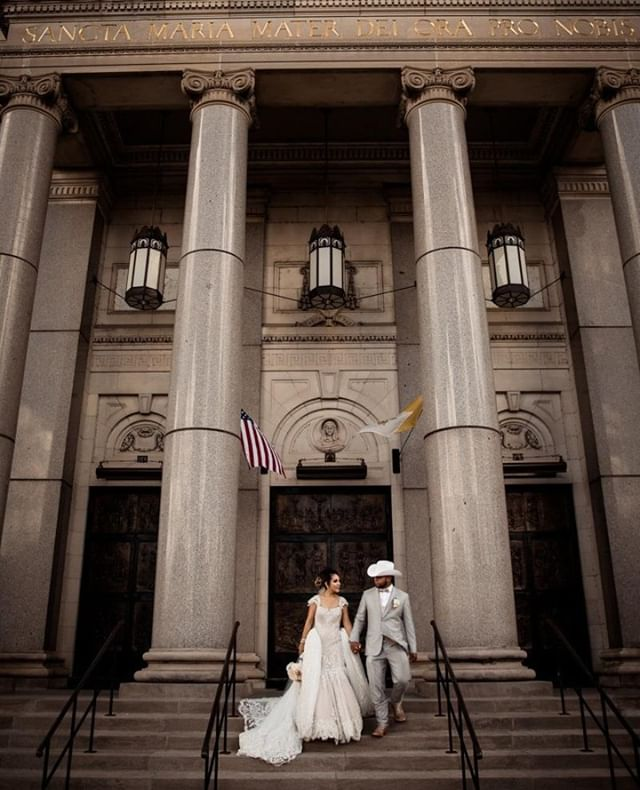 Walking out of the church and into a life together!  #wichitawedding #engagementshoot #bridetrends #bridetobe #weddinginspiration #weddingideas #weddingfashion #modernwedding #luxurywedding #makemoments #photographyeveryday #artofvisuals #junebugweddings #risingtidesociety #magnoliarouge #dvlop #fstoppers #ict #levikeplar
