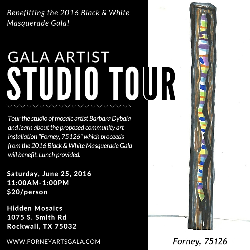 Gala Artist Studio Tour