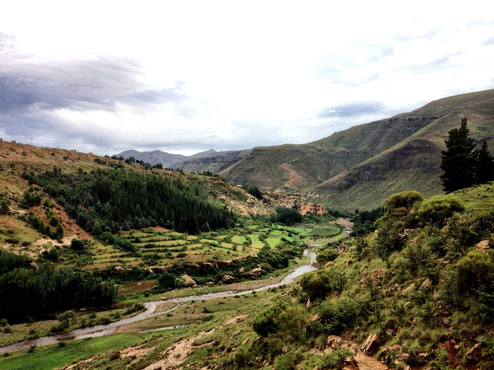 The green valley of Ha Makaoe