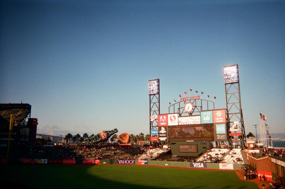Go Giants! San Francisco, CA.