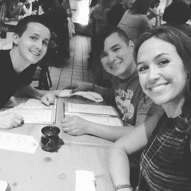 #sushi time with friends. @gdavis91 #folklife #sanfrancisco @okozesushi