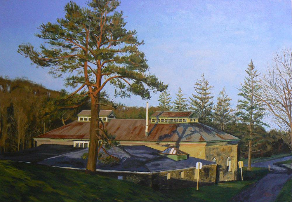 Pump House, Tarrytown Lakes
