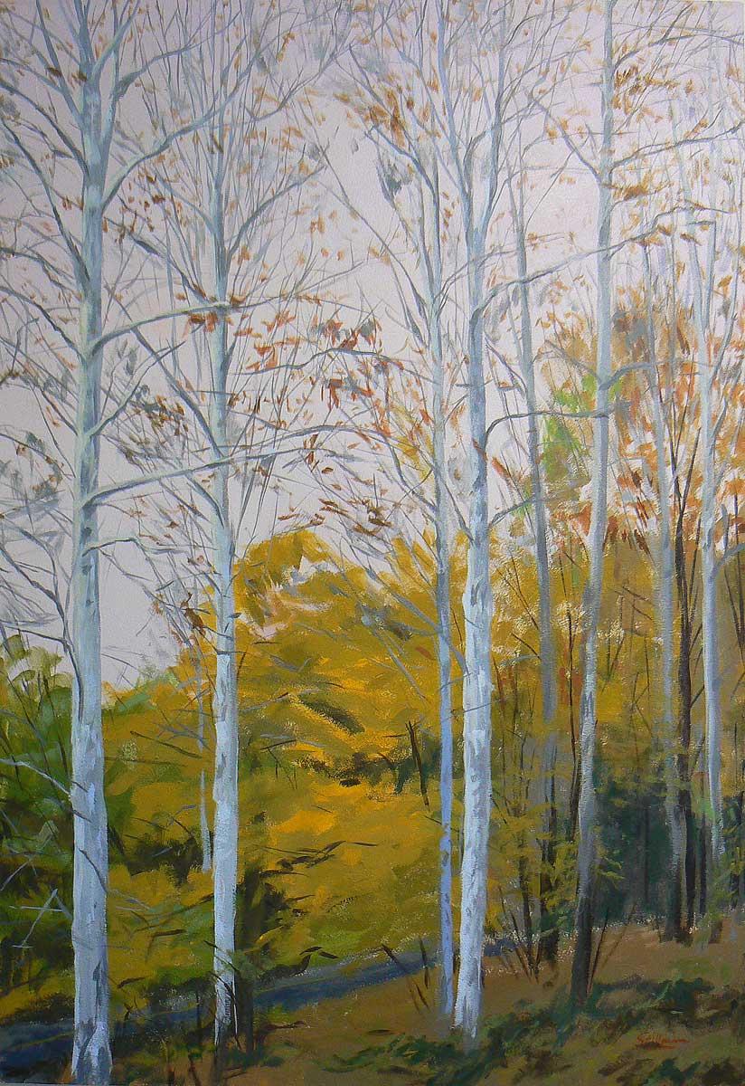 White Trees, Fall