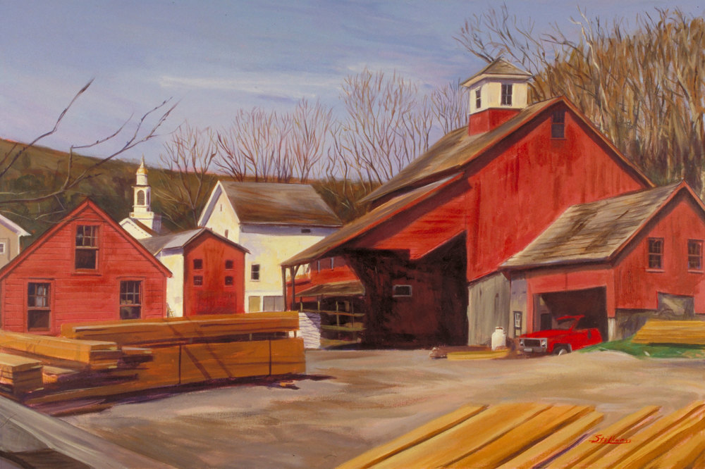 Red Barns, Litchfield
