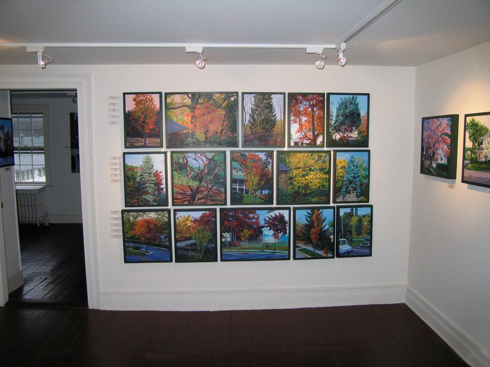 Installation 2003