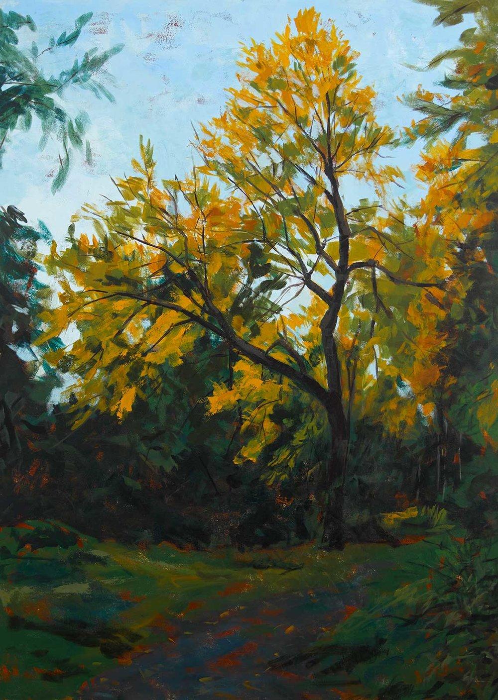 Corot's Tree