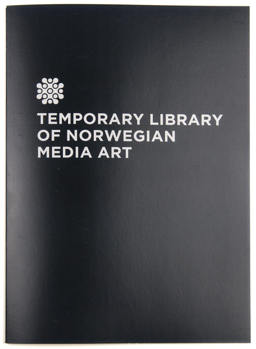 Temporary Library of Norwegian Media Art: Norwegian Media Art in Print 1992 - 2018   Zane Cerpina, Espen Gangvik, Alessandro Ludovico, Stahl Stenslie (eds.). TEKS Publishing, 2018. ISBN: 978-82-998211-8-6 temporarylibrary.no