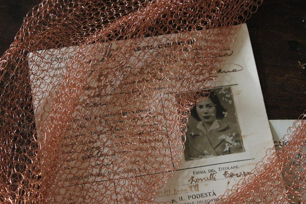 Italy Crochet w: ID card.JPG
