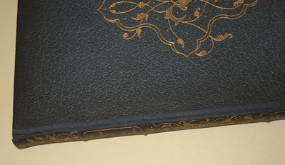 Roycroft binding