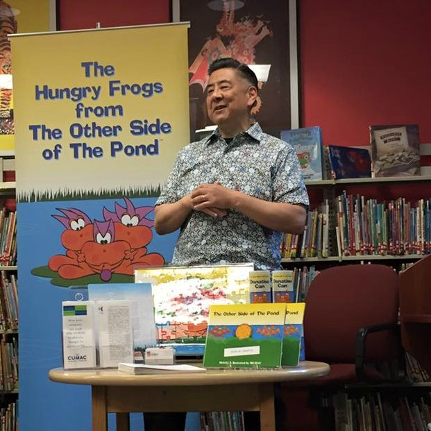 Mel Hioki, Author & Illustrator