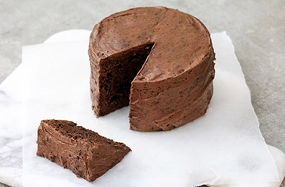 GLUTEN FREE, DAIRY FREE CHOCOLATE CAKE.  Chocolate. Cake. 'Nuff said.