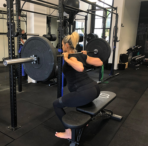 5 TIPS FOR 3RD TRIMESTER SQUATTING — body by leah simmons