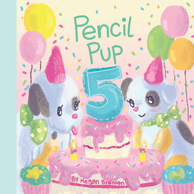 Pencil Pup minicomic #5 cover