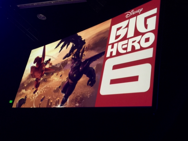 Baymax and his team are back in Kingdom Hearts 3.
