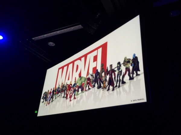 "Finally. All Marvel figures are playable in ""Battlegrounds."""