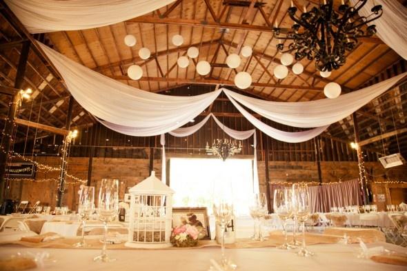 Ca Barn Wedding Rwc