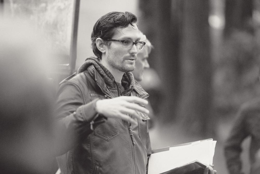 David Scott the Director
