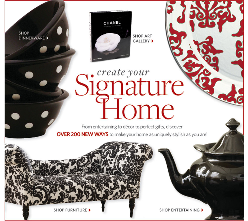 Home style guide heidi smith for Home style guide
