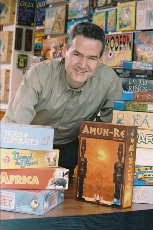 Reiner Knizia-Games