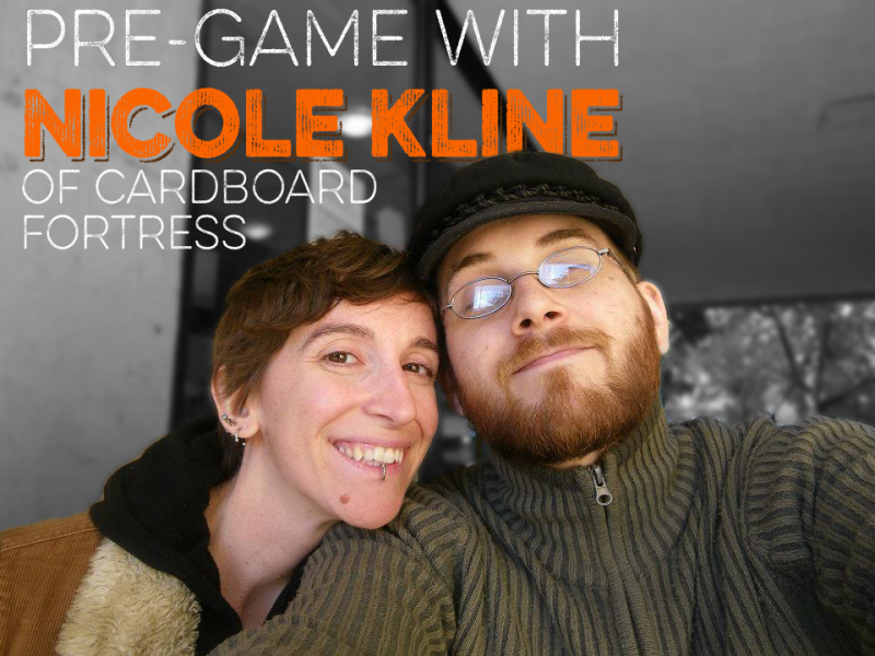 How nicole kline of cardboard fortress makes games andhegames tell us about yourself who are you what do you do solutioingenieria Image collections
