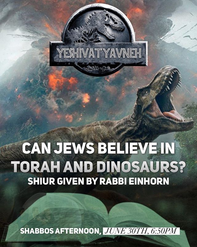 Shiur next week, Shabbos Afternoon!! #evolution , #earth, #creation