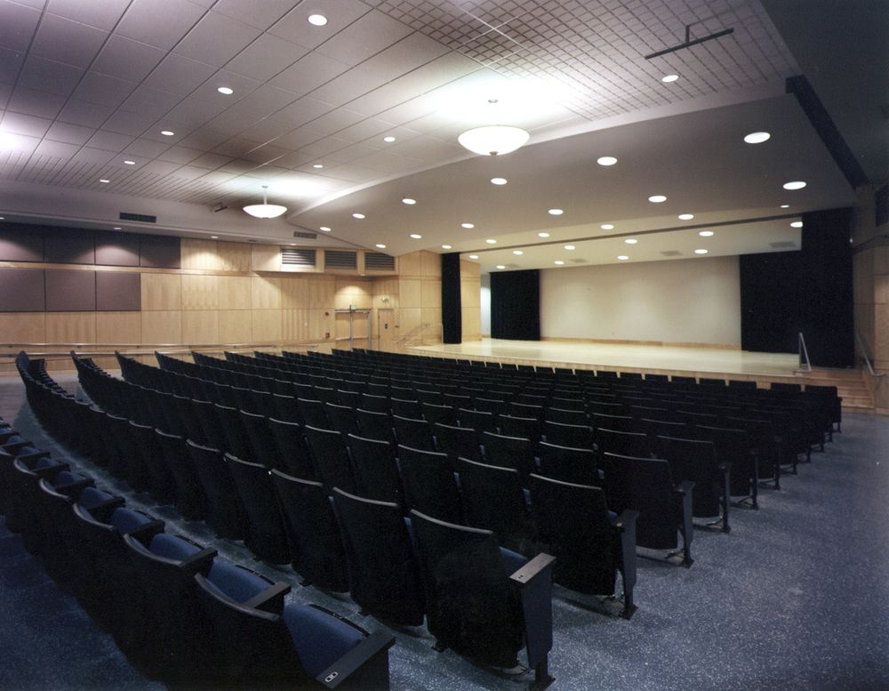 Sheridan Elementary School Auditorium  –         San Francisco