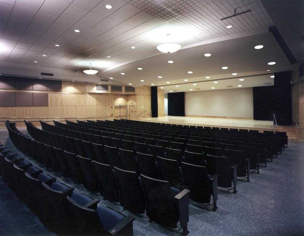 Sheridan Elementary School Auditorium –     San Francisco