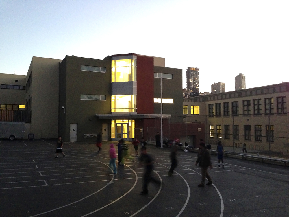 Francisco Middle School – San Francisco