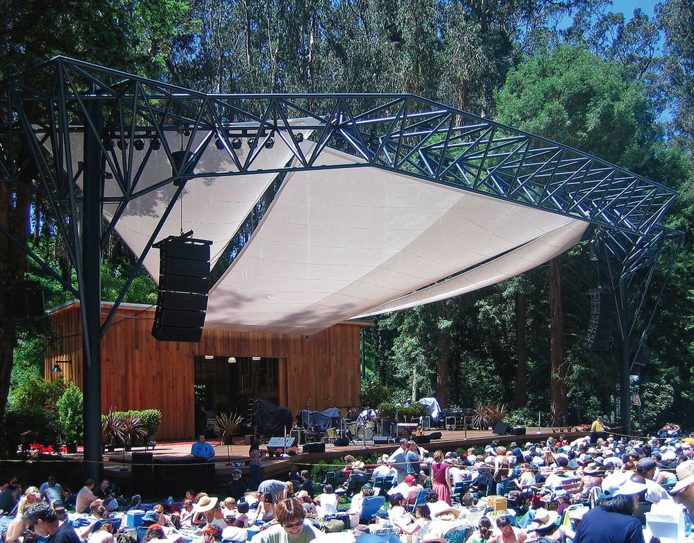 Stern Grove Concert Facility – San Francisco