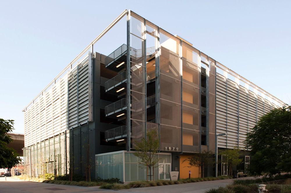 Mission Bay Parking Garage  – San Francsico – associate architects with Gensler
