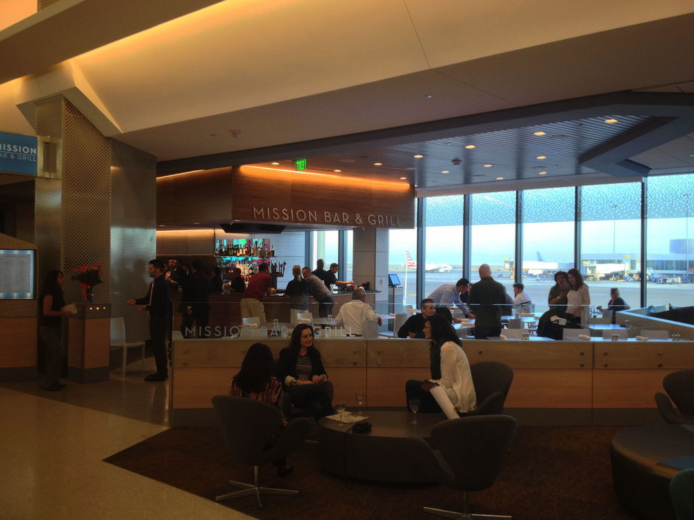 SFO Terminal 3   – associate architect with Gensler