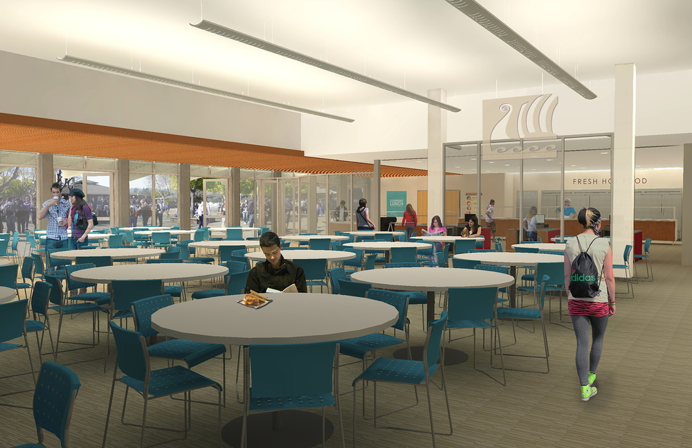 Dining Commons  – San Jose