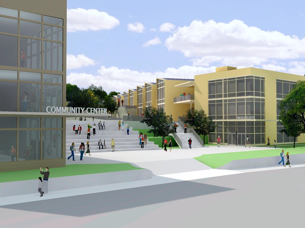 New Middle School  – San Francisco