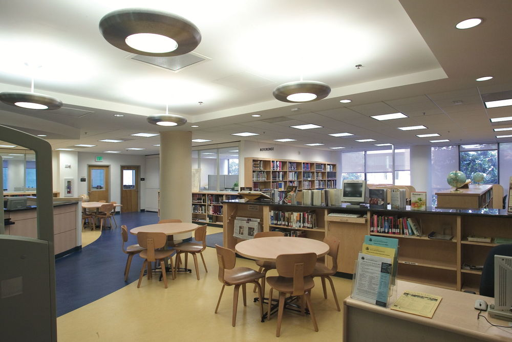 Downtown Campus Library – City College of San Francisco