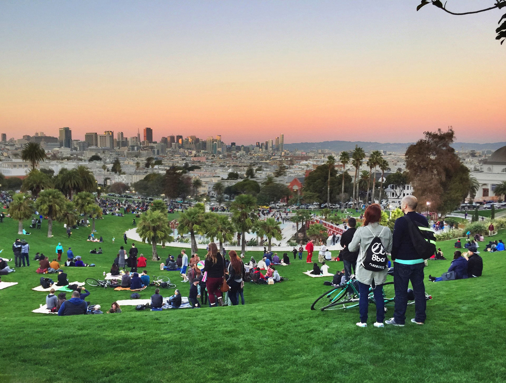 Opening Day – Dolores Park Master Plan and Renovation  – San Francisco, CA  2016