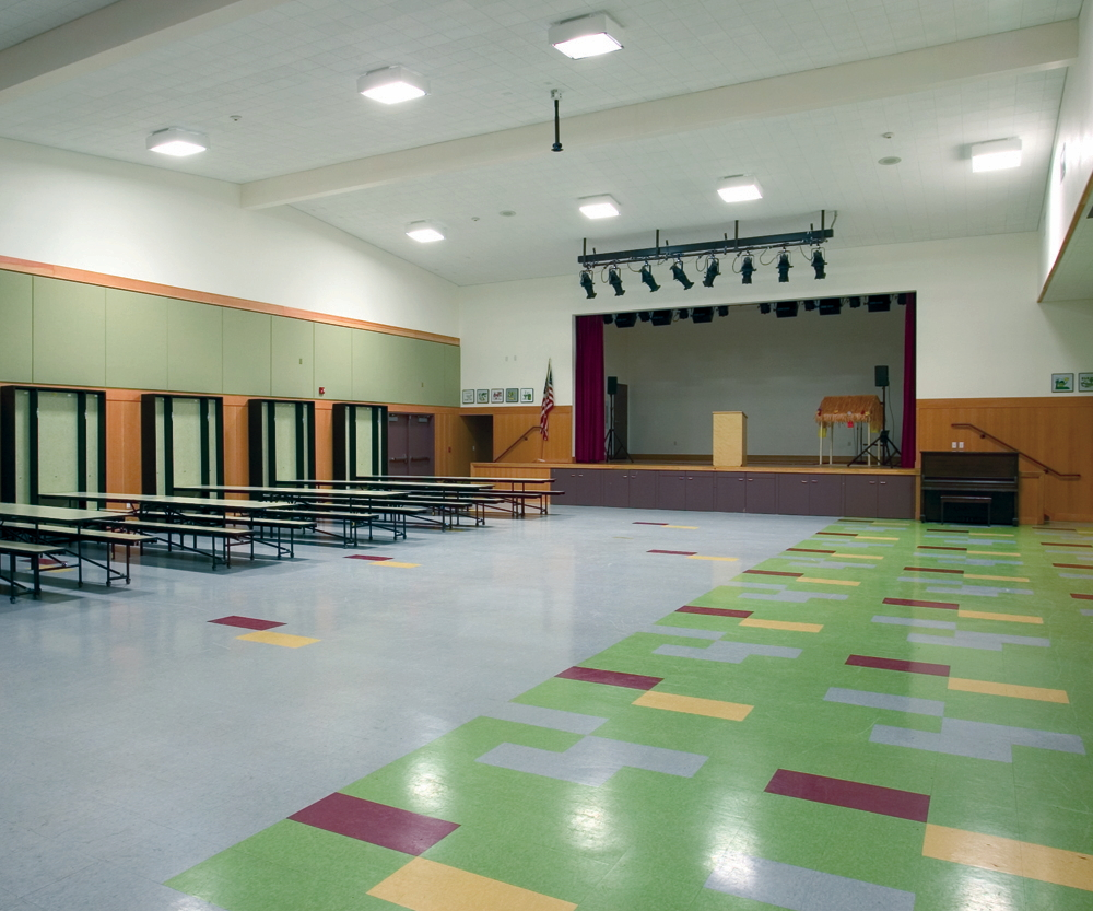 Renovated Multipurpose Room