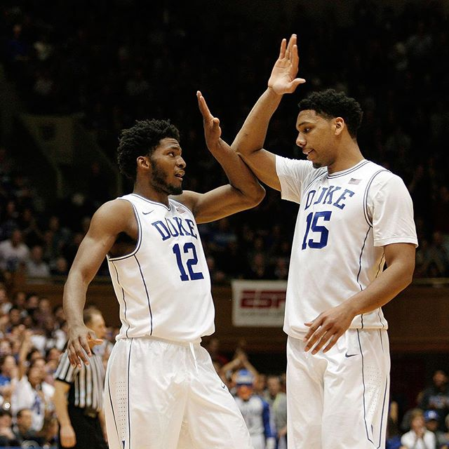 These young gunners really showing they belong in the nba with amazing performances! #hoopslounge #duke #philly #miami #okafor #winslow #summerleague