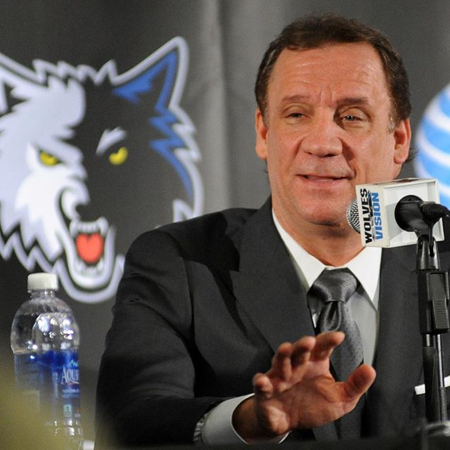 R.I.P you will be truly missed! You did amazing things for the NBA!!! You will be missed! #timberwolves #hoopslounge #flip @montrealmarc @sportingphil