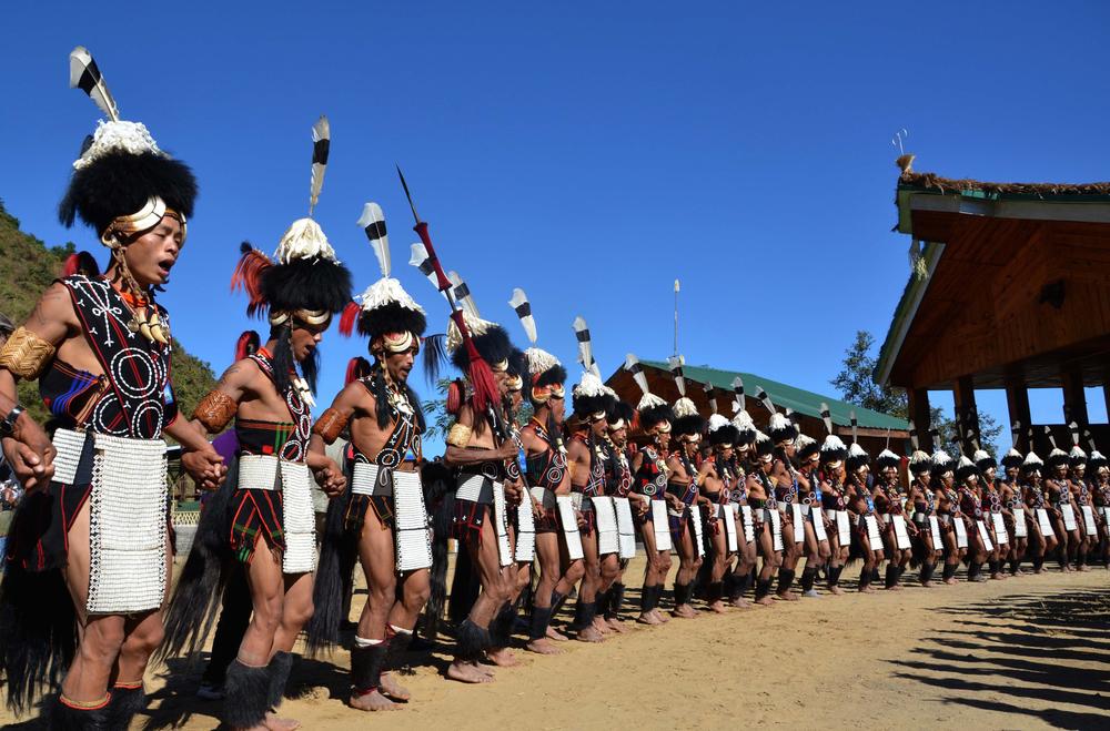 India Nagaland Hornbill Festival