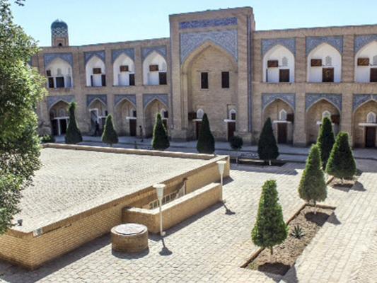 Khiva   Orient Star Hotel